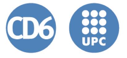 Logo CD6 UPC