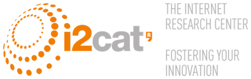 Logo i2cat The Internet Research Center. Fostering your Innovation