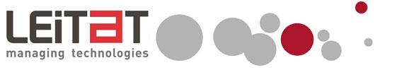 Logo Leitat managing technologies