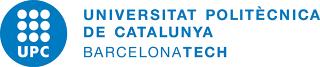 Logo Universitat Politècnica de Catalunya. BarcelonaTech