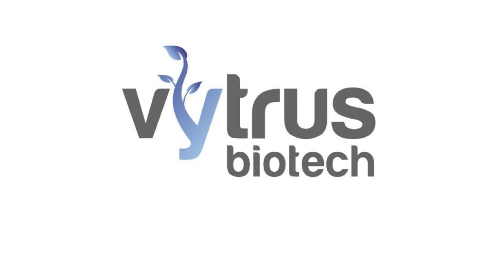 Logo empresa Vytrus biotech