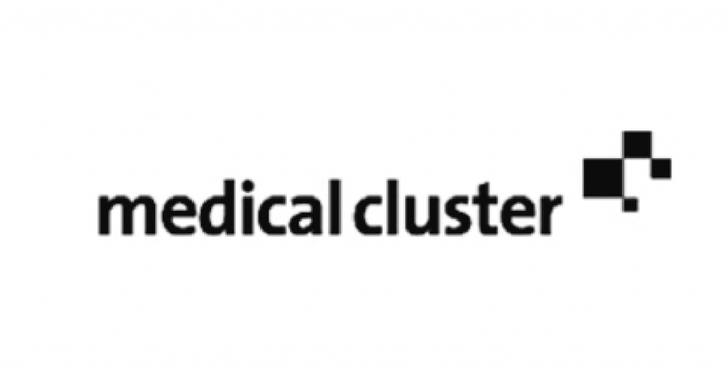 Logo medical cluster