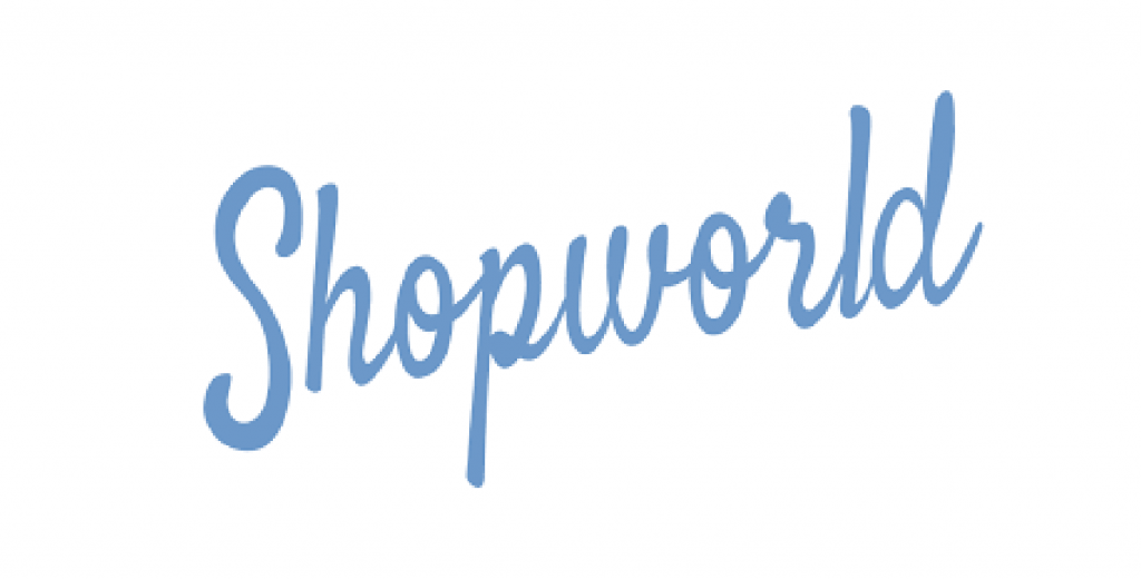 Logo Shopworld