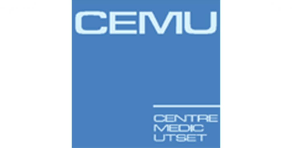 Logo empresa CEMU Centre Medic Utset