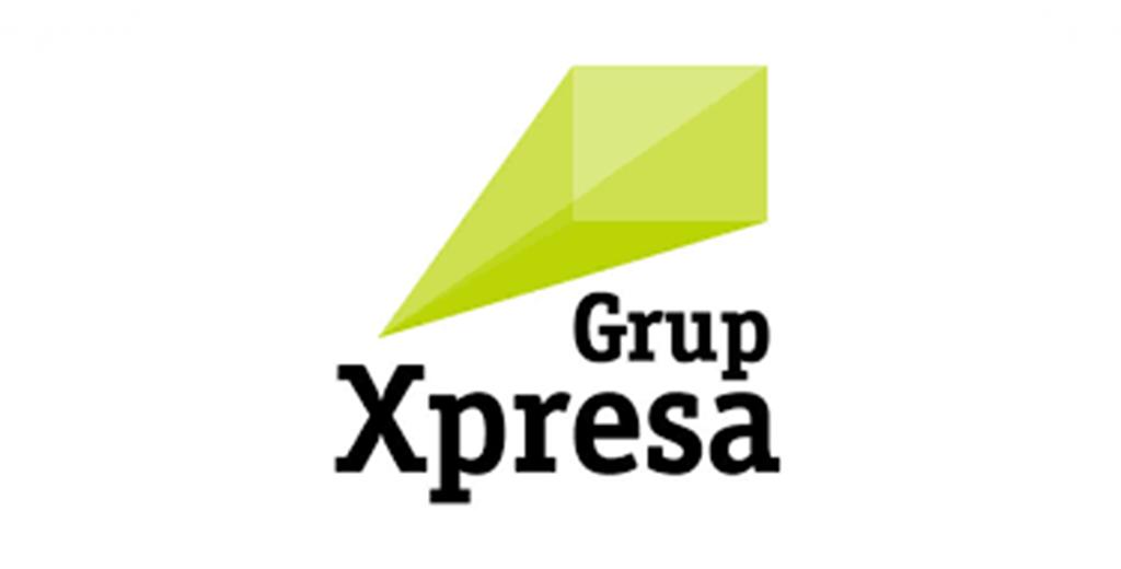 Logo empresa Grup Xpresa