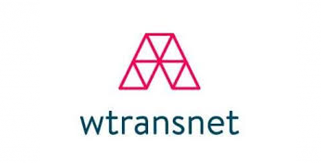 Logo empresa Wtransnet