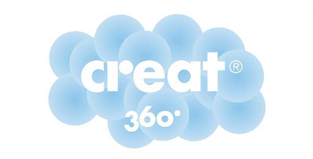 Logo empresa Creat 360º