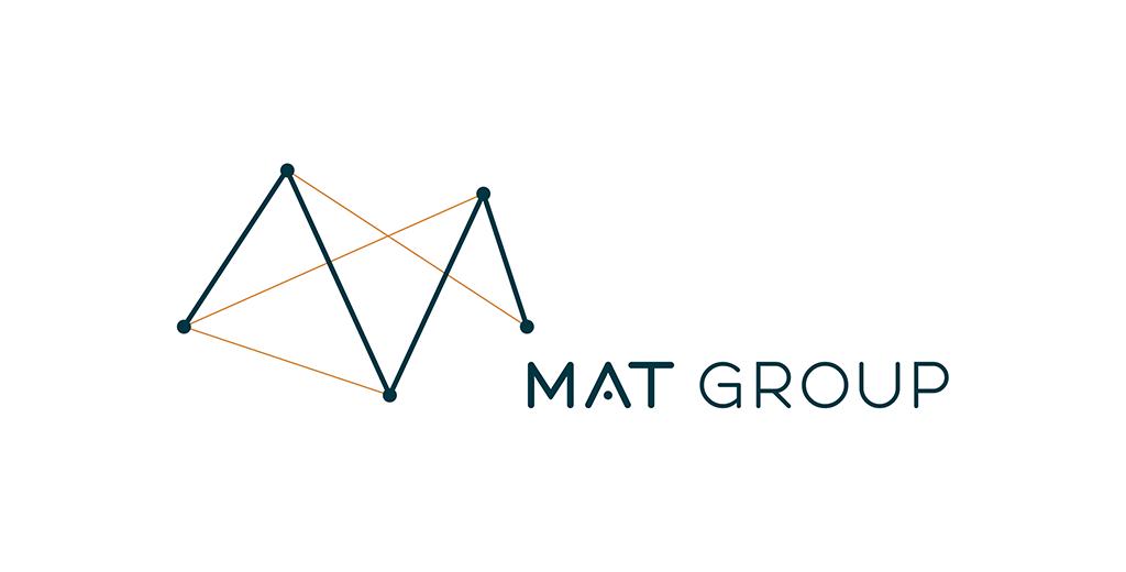 Logo empresa Mat Group