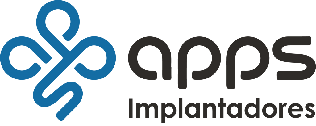 Logo empresa Apps Implantadores