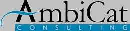 Logo empresa Ambicat consulting