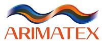 Logo empresa Arimatex