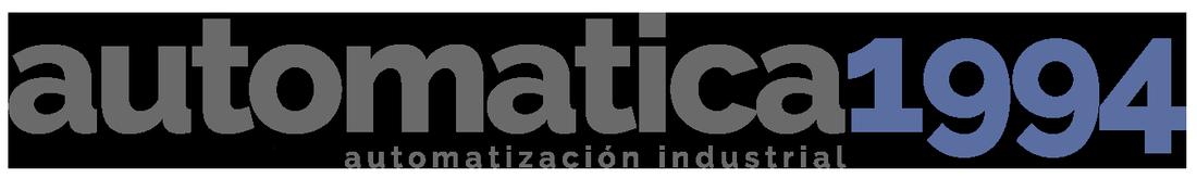 Logo empresa Automatica1994. Automatización industrial