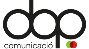 Logo empresa Dap comunicació