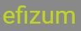 Logo empresa Efizum