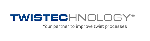 Logo empresa Twistechnology. Your partner to improve twist processes