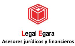 Logo empresa Legal Egara. Asesores jurídicos y financieros
