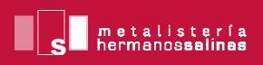 Logo empresa Metalisrtería Hermanos Salinas