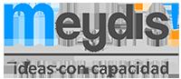 Logo empresa Meydis. Ideas con capacidad
