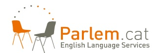 Logo empresa Parlem.cat English Language Services