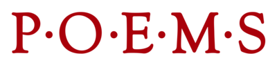 Logo empresa Poems