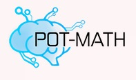Logo empresa Pot-Math