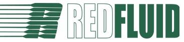 Logo empresa Redfluid