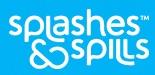 Logo empresa Splashes & Spills