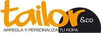Logo empresa Tailor & Co. Arregla y personaliza tu ropa