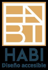 Logo Habi Diseño accesible