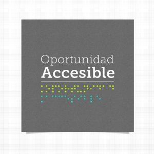 Logo empresa Oportunidad Accesible