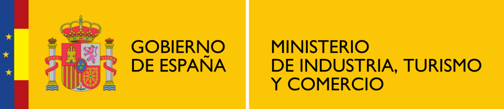 Logo Gobierno de España. Ministerio de Industria, Turismo y Comercio