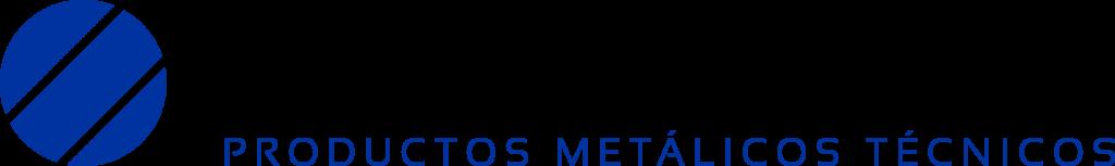 Logo Prometecnic. Productos metálicos técnicos