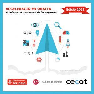 Obert fins el 19 de març el període de sol·licitud d'«Acceleració en Òrbita» per promoure el creixement de les empreses