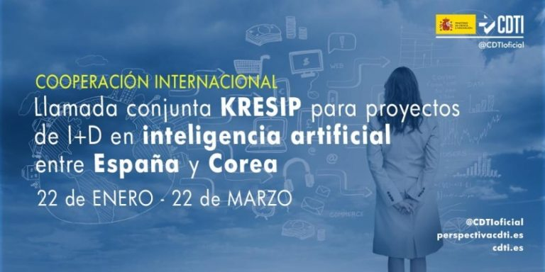 Oberta la primera crida conjunta entre el CDTI i IITP dins del Programa KRESIP