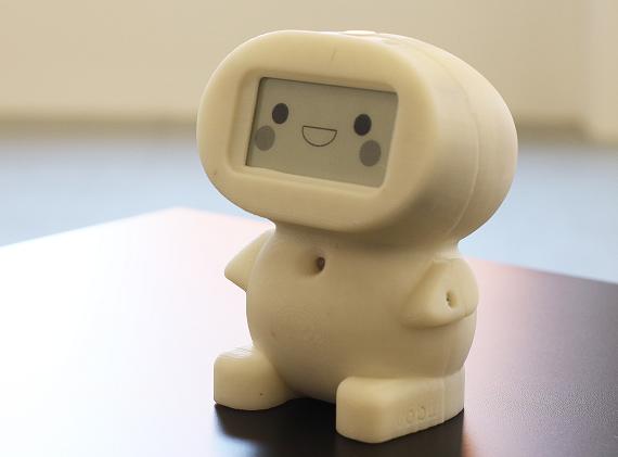 Vöbu, projecte participant en el Crowdfunding Terrassa Innovació, presenta el primer minirobot que ajuda a millorar la qualitat de l'aire